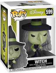 Witch Vinyl Figure 599