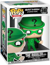 Batman Forever - The Riddler Vinyl Figur 340