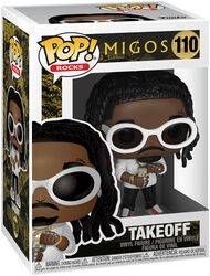 Takeoff Rocks Vinyl Figur 110