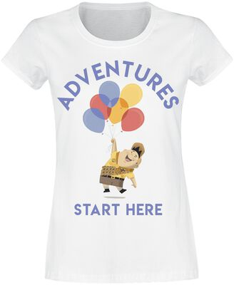 Russell - Adventures Start Here