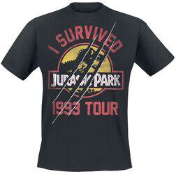 I Survived 1993 Tour