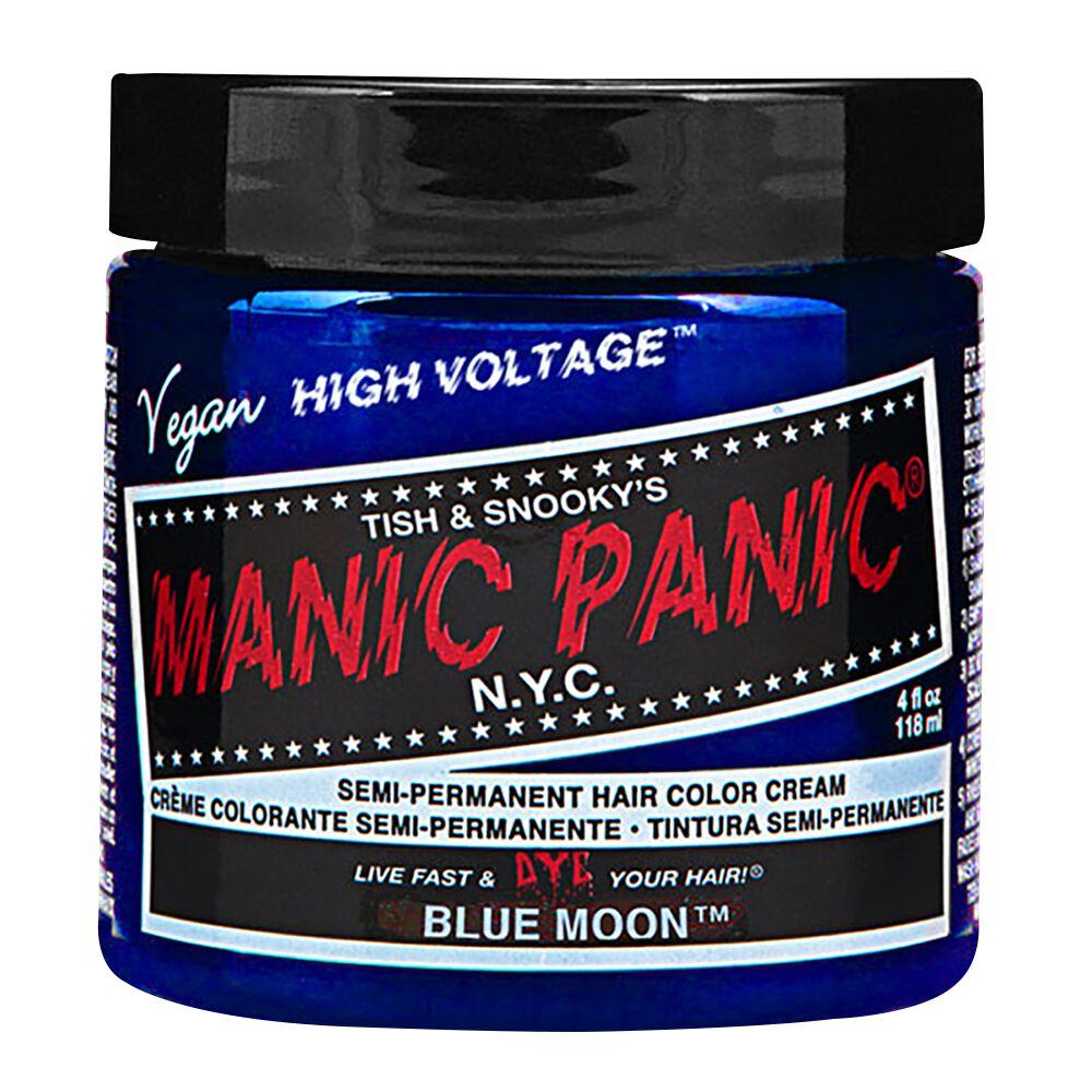 Manic Panic Blue Moon - Classic  Haar-Farben  blau