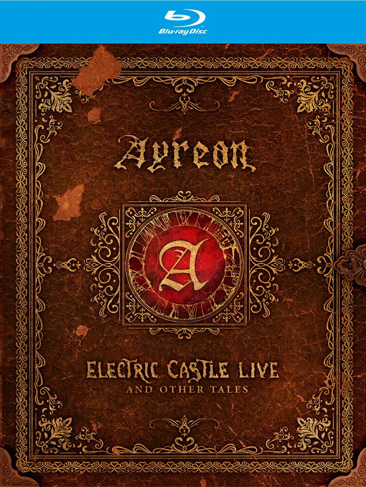Image of Ayreon Electric castle live and other tales Blu-ray Standard