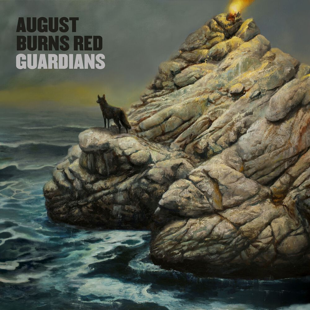 Image of August Burns Red Guardians CD Standard