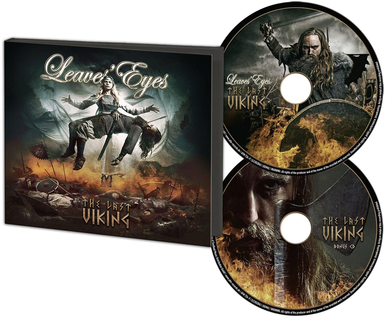 Image of Leaves' Eyes The last viking 2-CD Standard