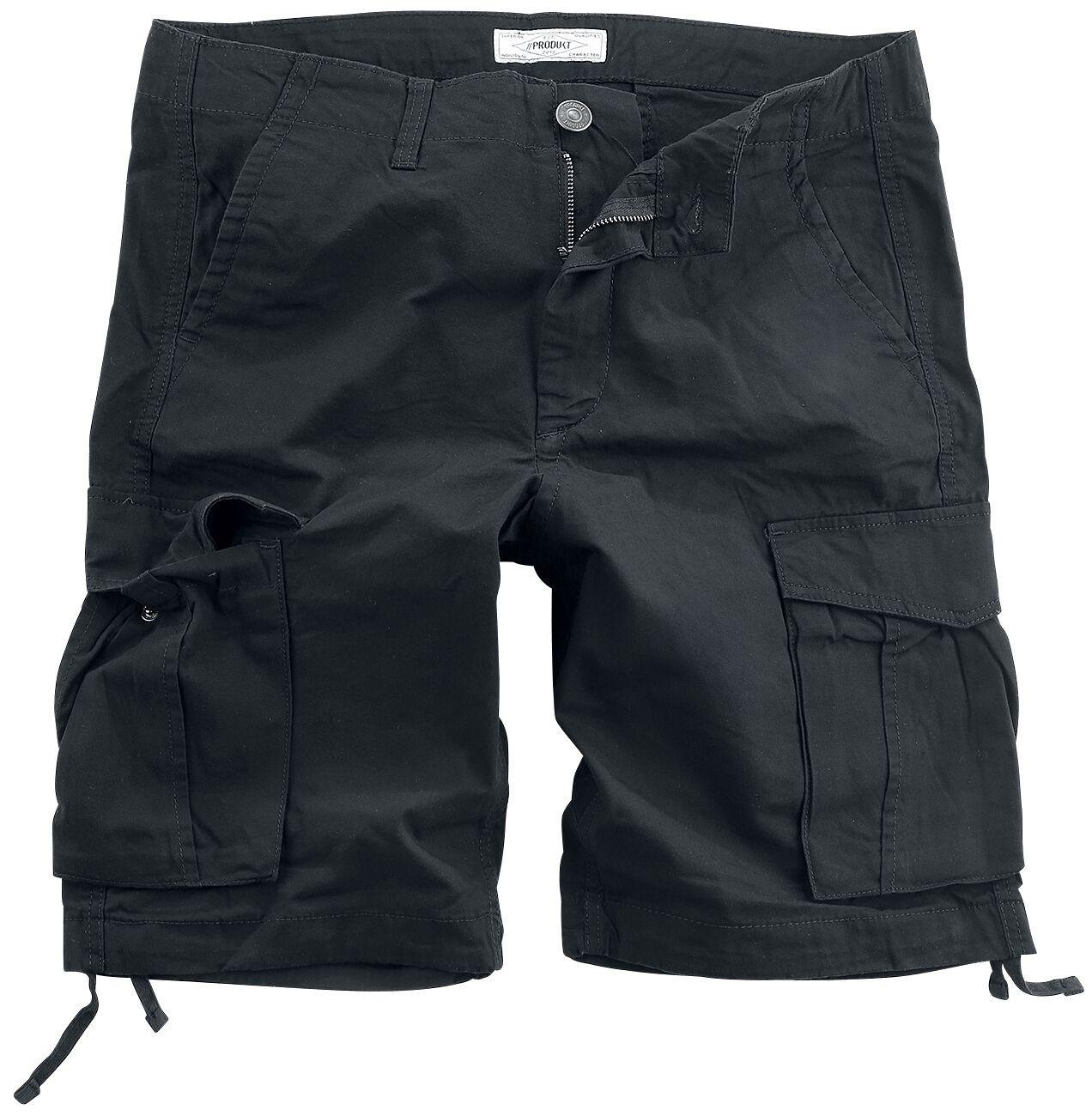 Image of Produkt Castor Cargo Shorts Cargo-Shorts schwarz