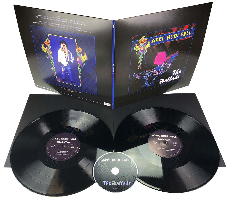 Image of Axel Rudi Pell The ballads 2-LP & CD Standard