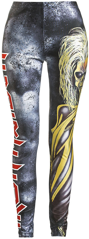 Hosen - Iron Maiden EMP Signature Collection Leggings multicolor  - Onlineshop EMP