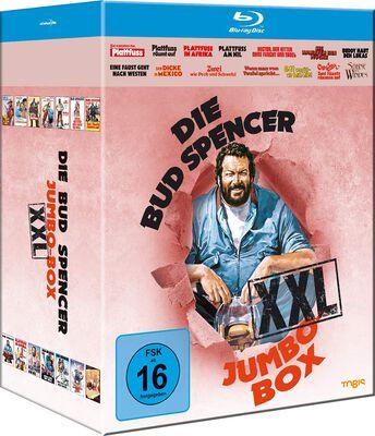 Die Bud Spencer Jumbo Box XXL