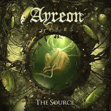 Image of Ayreon The source 2-CD Standard