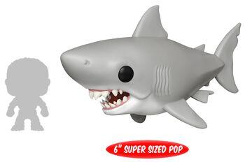 Jaws - Great White Shark (Oversized) Vinyl Figure 758