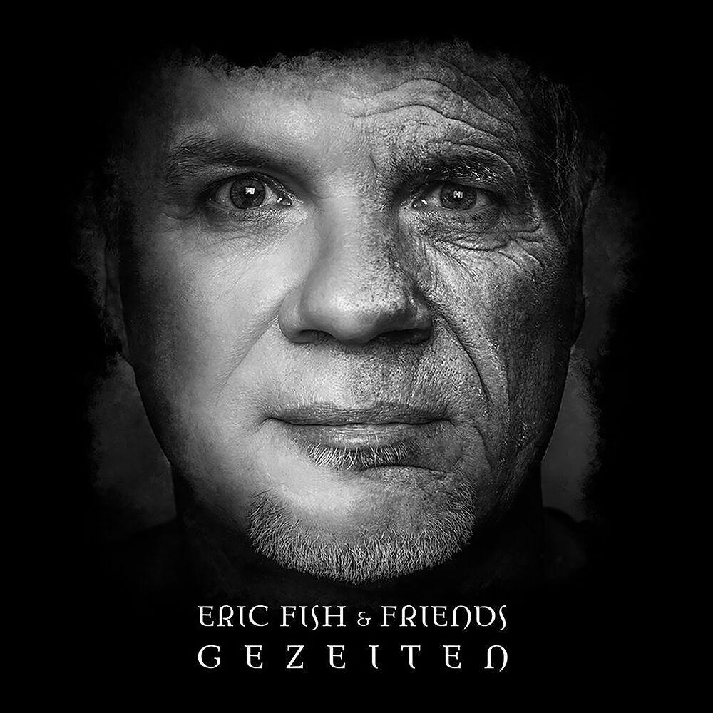 Image of Eric Fish & Friends Gezeiten CD Standard