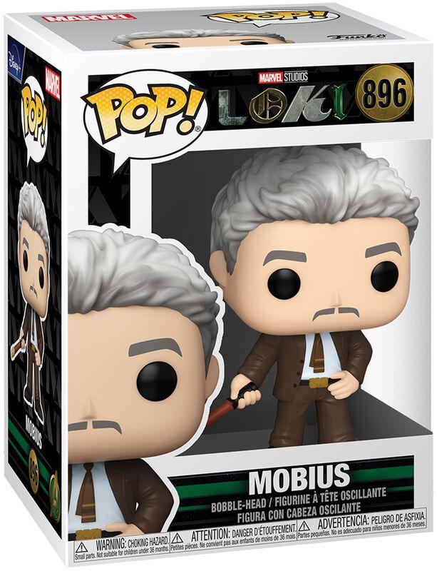 Mobius Vinyl Figur 896