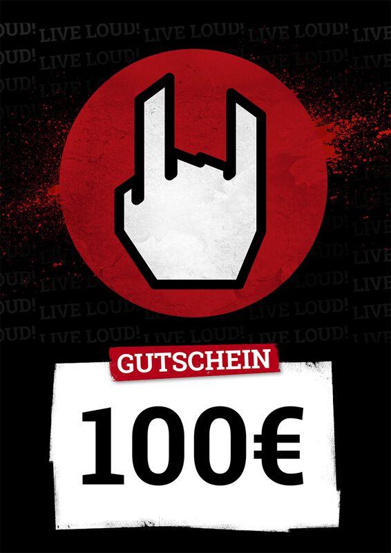 Kauf- und Wertgutschein 100,00 EUR