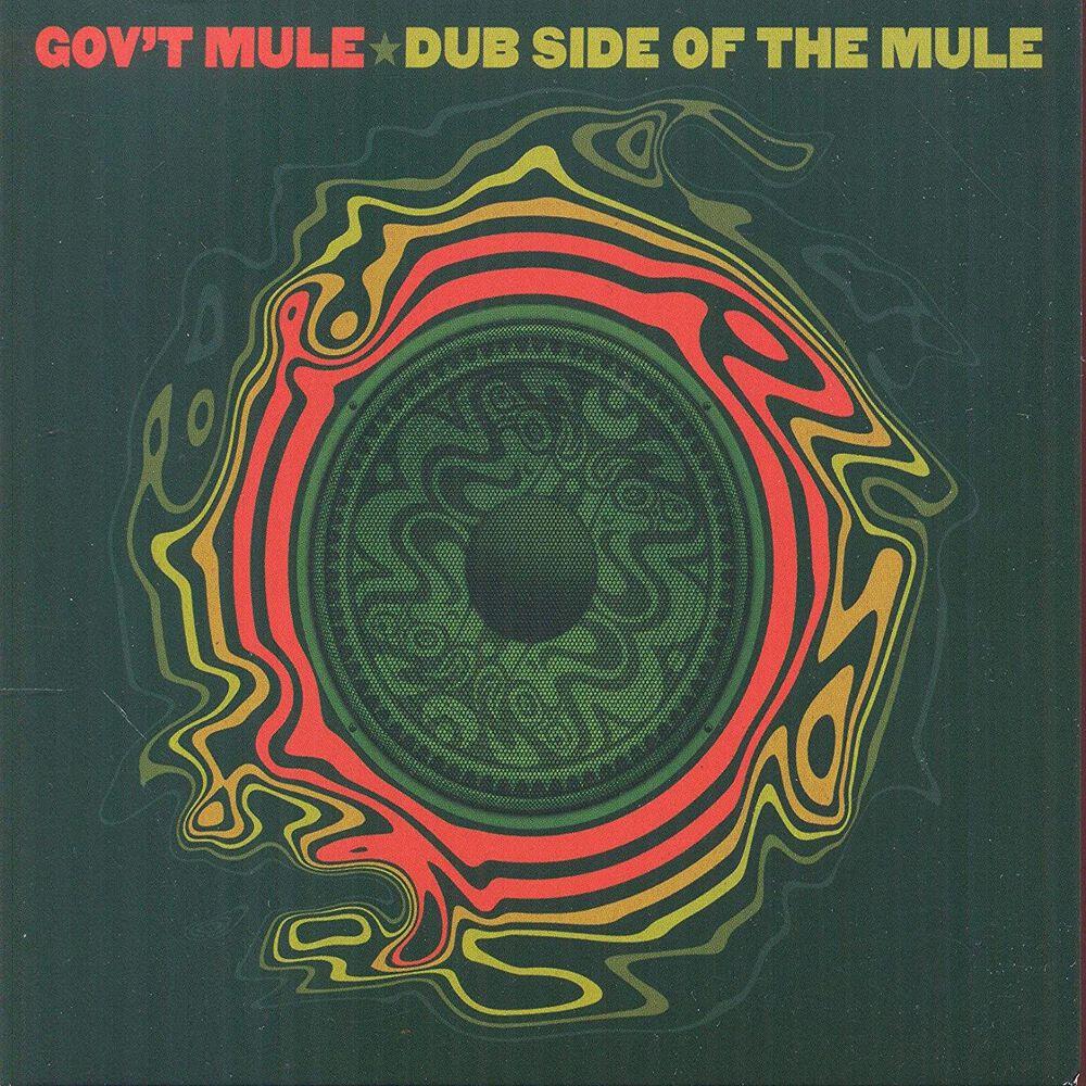 Image of Gov't Mule Dub side of the mule 3-CD & DVD Standard