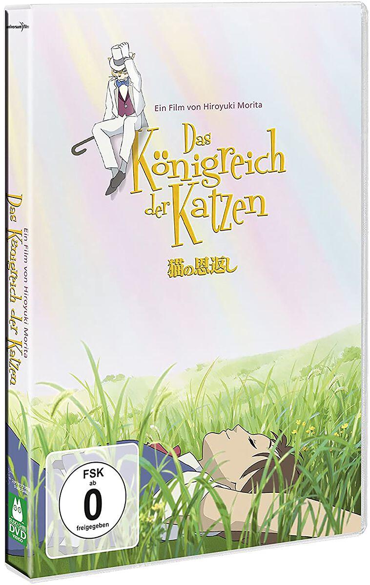 Das Königreich der Katzen Studio Ghibli - Das Königreich der Katzen DVD multicolor 88697071169