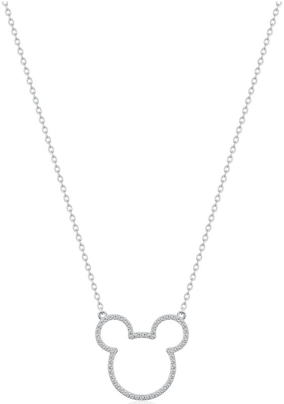 Disney by Couture Kingdom - Micky Crystal Outline
