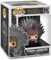 Tyrion Lannister Iron Throne (POP Deluxe) Vinyl Figure 71