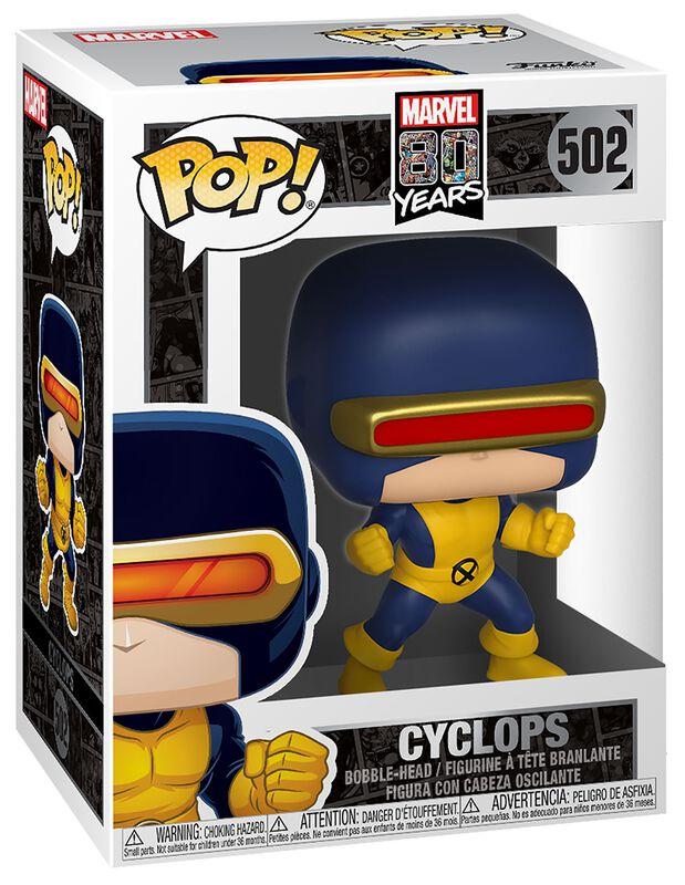 80th - Cyclops Vinyl Figure 502
