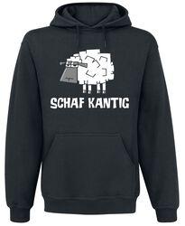 Schaf Kantig