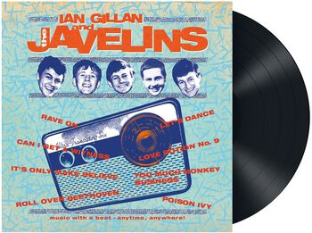 Raving with Ian Gillan & The Javelins