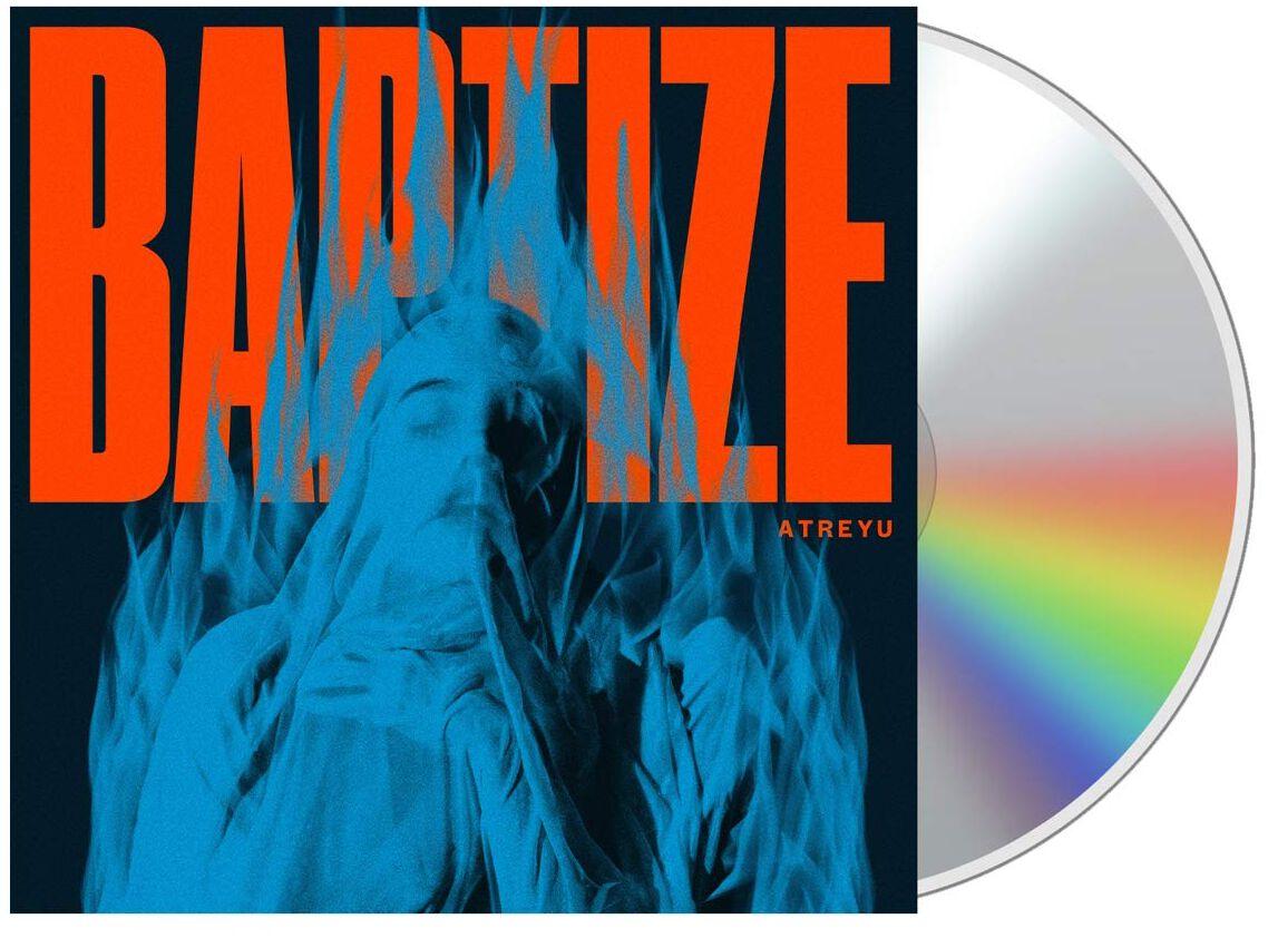Image of Atreyu Baptize CD Standard