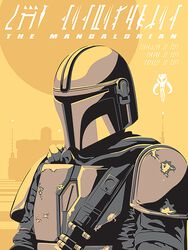 The Mandalorian - Illustration