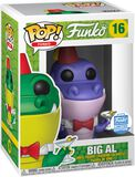 Fantastik Plastik - Big Al - (Funko Shop Europe) Vinyl Figure 16