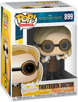 Thirteenth Doctor - Vinyl Figure 899