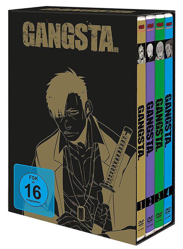 Gangsta Gesamtausgabe