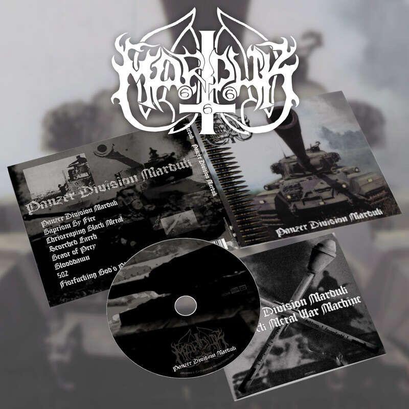 Marduk Panzer division Marduk (2020) CD multicolor OPCD0801