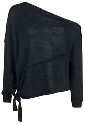 Ladies Asymetric Sweater