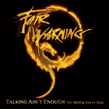 Fair Warning Talking ain't enough - Fair Warning live in Tokyo DVD multicolor 308560