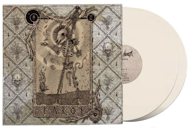 Image of Aether Realm Tarot 2-LP weiß