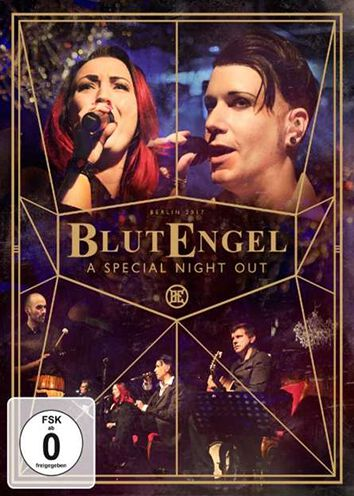 Image of Blutengel A special night out CD & DVD Standard