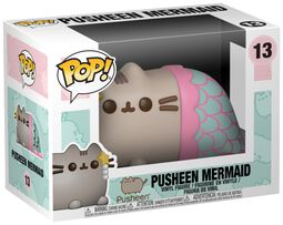 Pusheen Mermaid Vinyl Figure 13