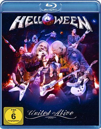 Image of Helloween United alive 2-Blu-ray Standard
