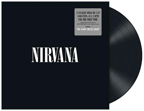 Nirvana Nirvana LP schwarz 4737878