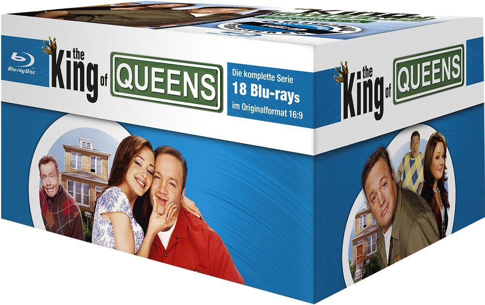 King Of Queens Die komplette Serie - Superbox