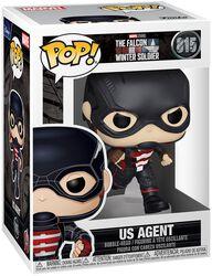 US Agent Vinyl Figur 815