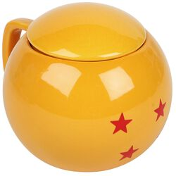 Z - Dragon Ball - 3D Tasse