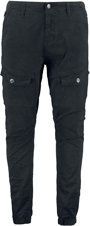 Image of Hailys Cargo Pants Patrice Cargopant schwarz