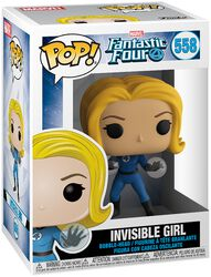 Invisible Girl Vinyl Figure 558