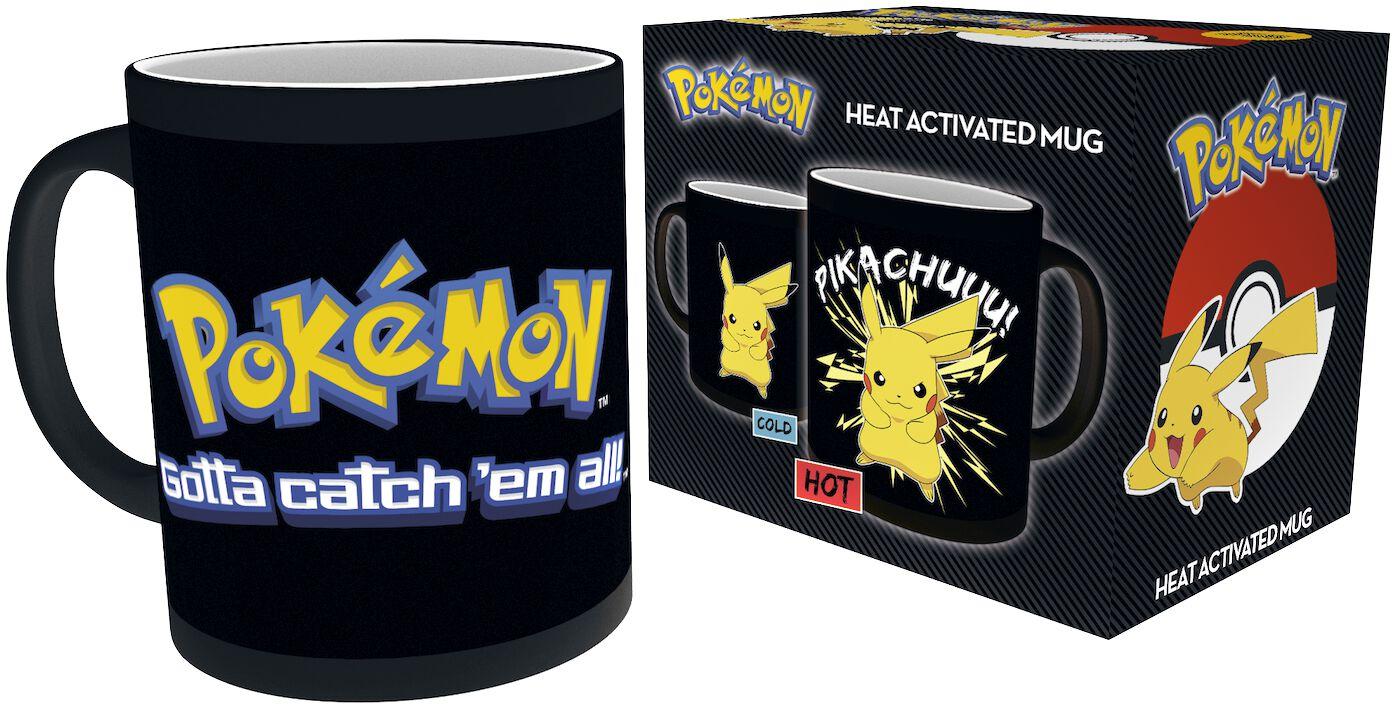 Pikachu - Heat Change Mug | Pokemon Tasse | EMP