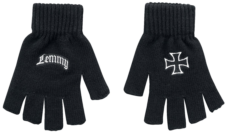 Image of Motörhead Lemmy Fingerlose-Handschuhe schwarz
