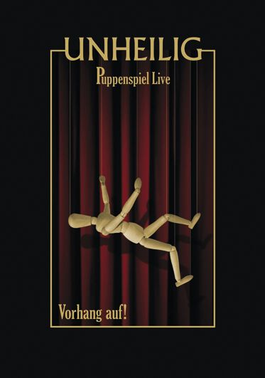 Unheilig Puppenspiel live - Vorhang auf! DVD multicolor 9300387