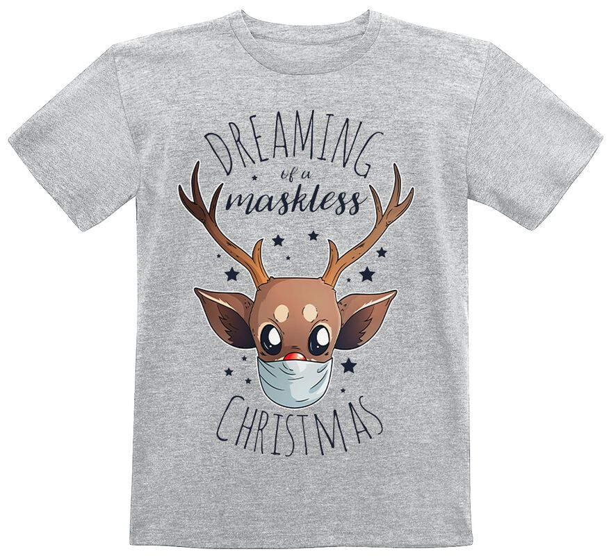 Dreaming Of A Maskless Christmas