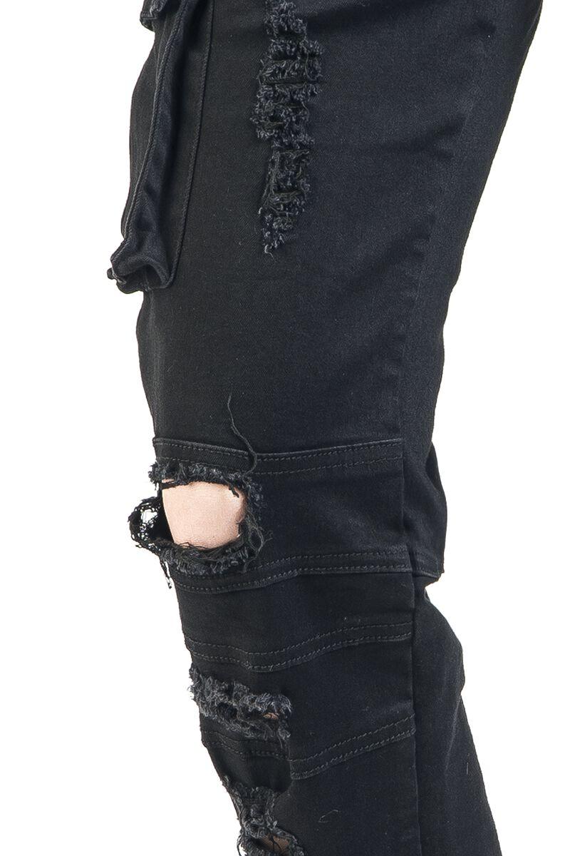 Army Vintage Trousers | Rock Rebel by EMP Cargohose | EMP