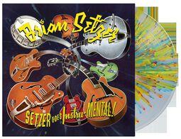 Brian Setzer Setzer goes Instru-Mental!