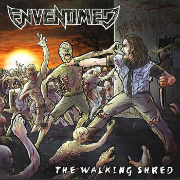 The walking shred